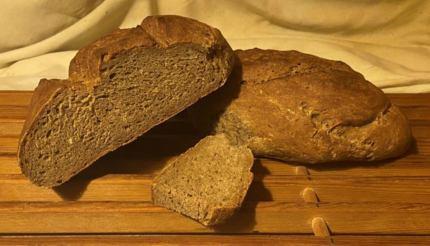 Rozs kenyér
